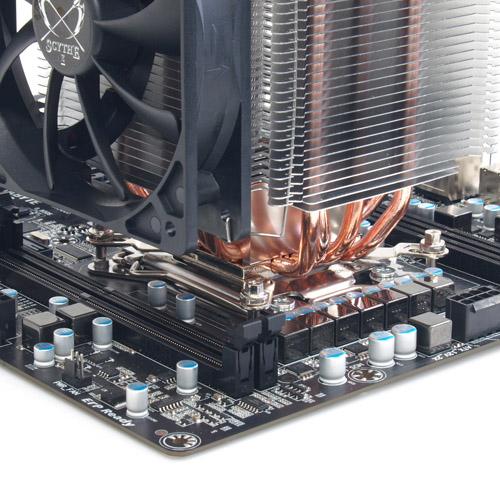 SCNJ 3100 intel2011 1 Scythe kündigt drei Rev. B CPU Kühler für den Sockel LGA2011 an